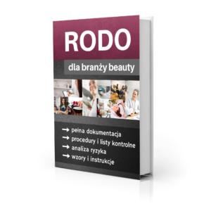 Pakiet RODO branża beauty