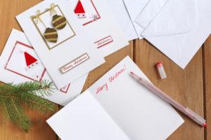 kartki świąteczne a RODO