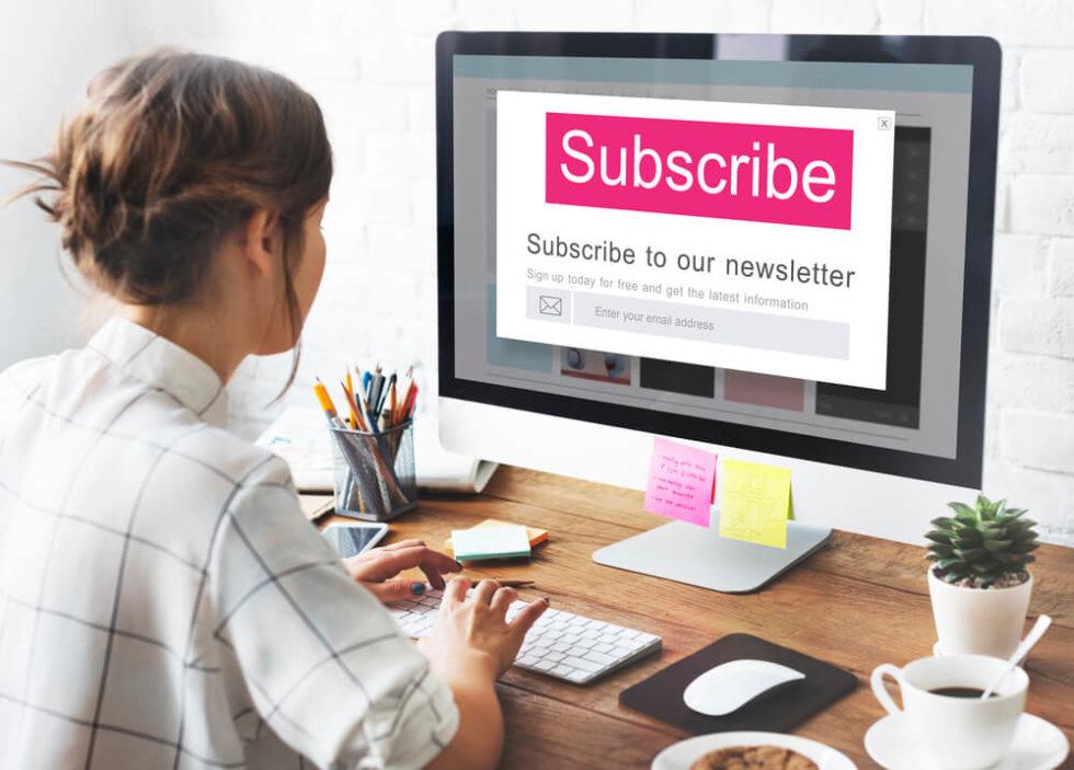 zgoda na newsletter