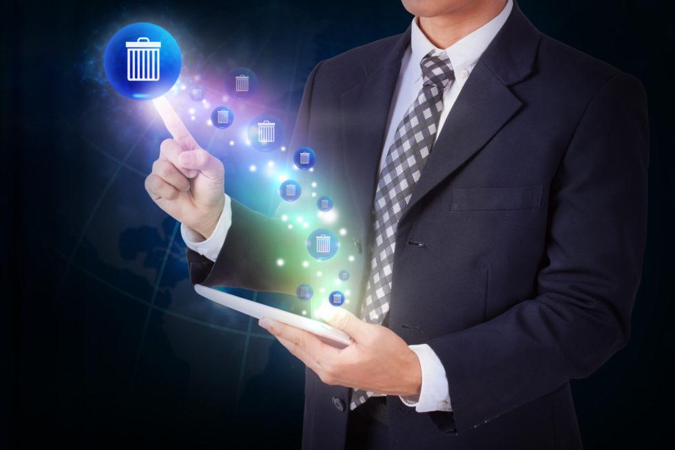 Jak usunąć dane osobowe