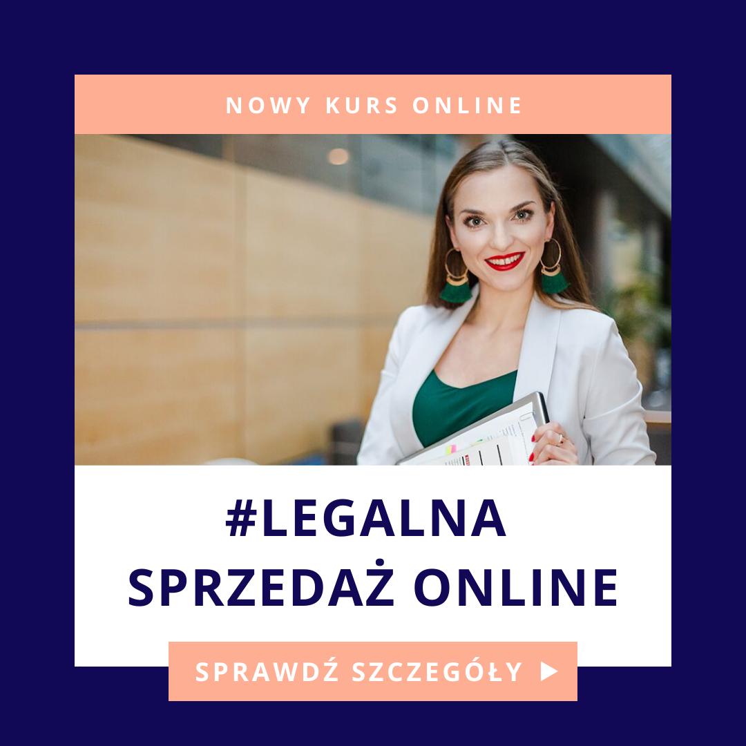 #Legalna Sprzedaż Online