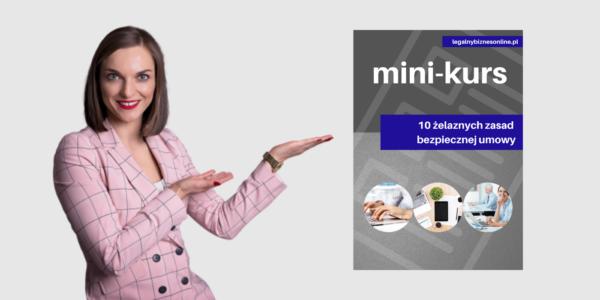 mini kurs online