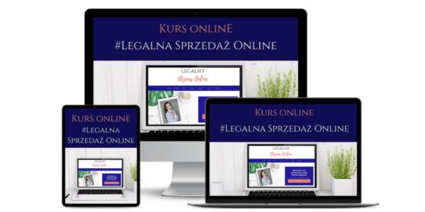 kurs legalna sprzedaż online