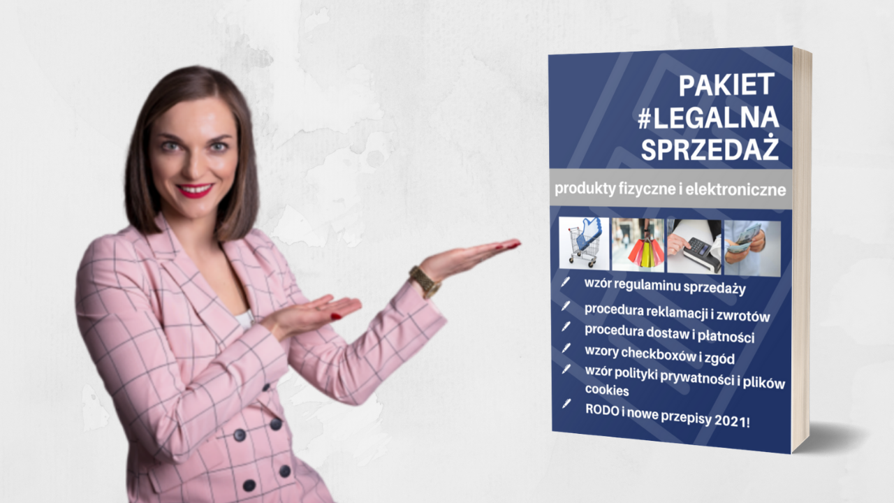 Legalna Sprzedaż produkty fizyczne i elektroniczne