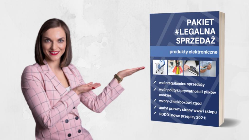 Legalna sprzedaż produkty elektroniczne