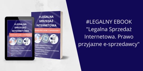 Legalne sprzedaż ebook