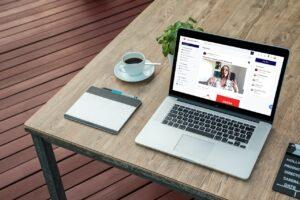 Grafika promująca produkt ;EGALNA STREFA BIZNESU